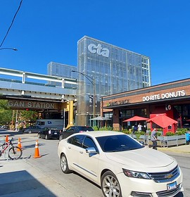 Sights and Scenes: Chicago's Fulton Market