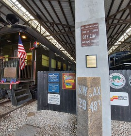 Visiting the Gold Coast Railroad Museum
